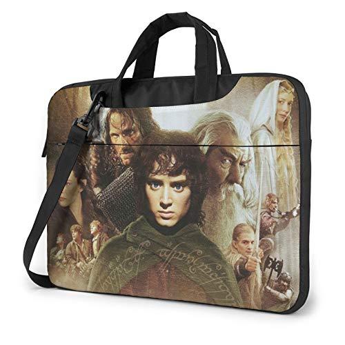 Th_E Lo_Rd O_F Th_E Ri_Ngs Llaptop Bag 15.6 Inch Briefcase Shoulder Bag Satchel Tablet Bussiness Carrying Handbag Laptop Sleeve