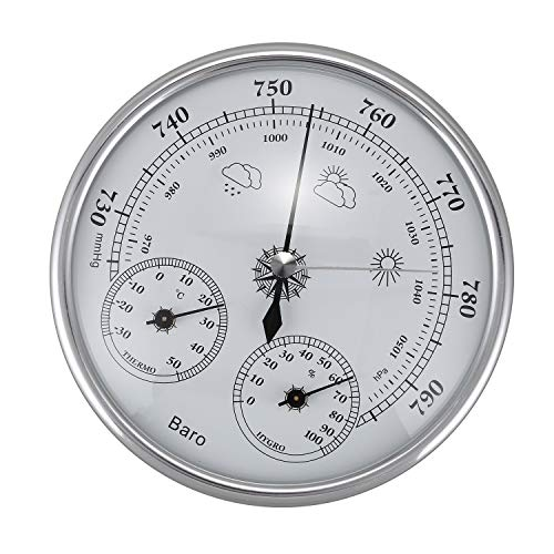 Swiftswan Thermometer humidity analog household thermometer hygrometer wall-mounted tester measuring household popular new