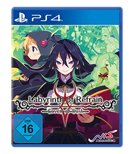 Labyrinth of Refrain: Coven of Dusk (PlayStation PS4)