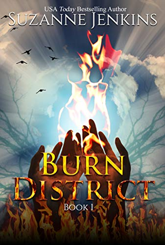 Book: Burn District 1 by Suzanne Jenkins