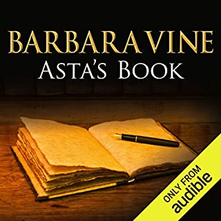 Asta's Book audiobook cover art