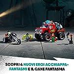 LEGO Hidden Side - Lo Stunt Truck di El Fuego