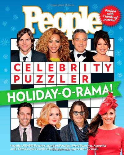 People Celebrity Puzzler: Holiday-O-Rama!