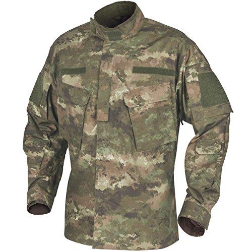 Helikon-Tex CPU Jacke Shirt - Polycotton Ripstop - Legion Forest