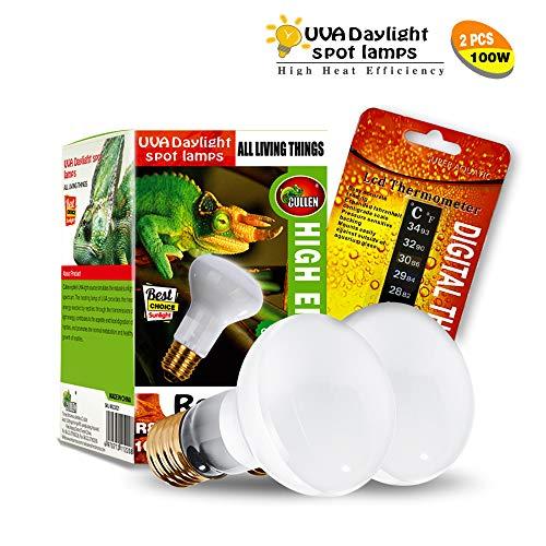 100 watt reptile heat bulb - 6