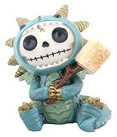 Furry Bones フィギュアScorchie