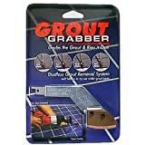 Grout Grabber GG001 Grout Removal Tool for Most Reciprocating Saws or...