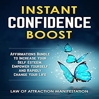 Instant Confidence Boost cover art