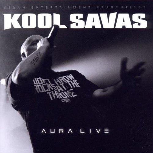 Kool Savas: Aura Live (Audio CD (Live))
