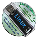 Linux Mint 17 on Bootable 8GB USB Flash Drive - 32-bit and 64-bit