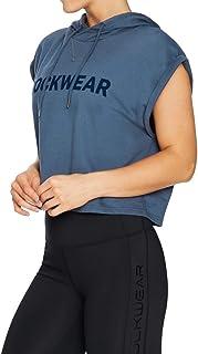Rockwear Activewear Women's Kaleidoscope Sleeveless Hoodie from Size 4-18 Hoodies & Sweats for Tops