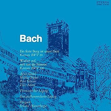 Bach: Ein feste Burg ist unser Gott / Wachet auf, ruft uns die Stimme