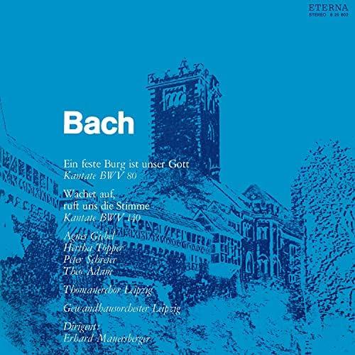 Peter Schreier, Theo Adam, Thomanerchor Leipzig, Gewandhausorchester Leipzig & Erhard Mauersberger