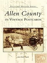 Allen County in Vintage Postcards (Postcard History Series)