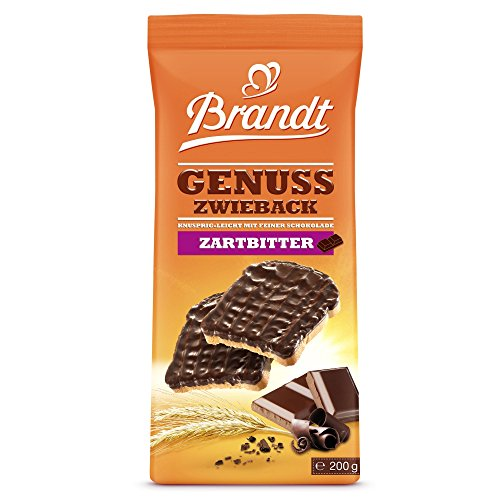 Brandt Genuss-Zwieback Zartbitter