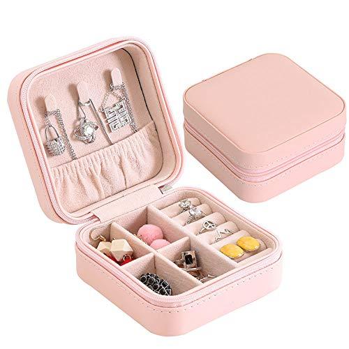 ジュエリーボックス かわいい 大容量 アクセサリー 宝石 小物 指輪 ネックレス収納 ボックス 鍵付き贈り物 収納ケース レディース 母の日 記念日 お誕生日 お祝い アクセサリーボックス