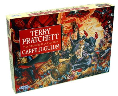Terry Pratchett - Carpe Jugulum - Puzzle de 1000 Piezas