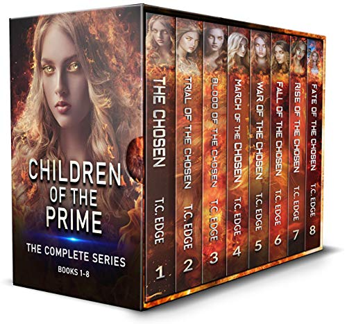 Children of the Prime Box Set: The Complete Dystopian Series - Books 1-8 (English Edition)