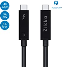 Best active thunderbolt 3 cable Reviews