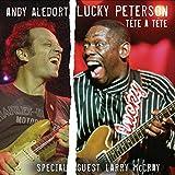 Andy Aledort: Tete a Tete (Audio CD)