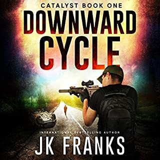 Catalyst Downward Cycle audiobook cover art