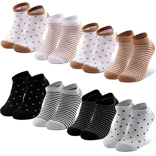 Occulto 8 paires de chaussettes pour baskets