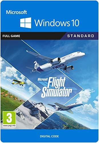 Microsoft Flight Simulator Standard   PC C