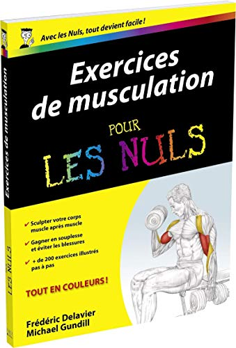 【Télécharger】 Exercices de musculation pour les Nuls PDF ...