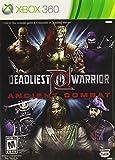 Deadliest Warrior: Ancient Combat [デッドリースト ウォーリアー: エンシェント コンバ ット(Xbox360 輸入版)