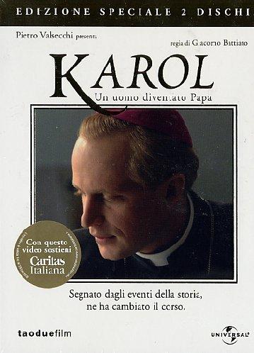 Locandina Karol - Un Uomo Diventato Papa (Special Edition) (2 Dvd)