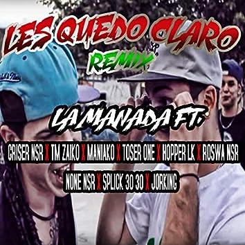 Les Quedo Claro (Remix)