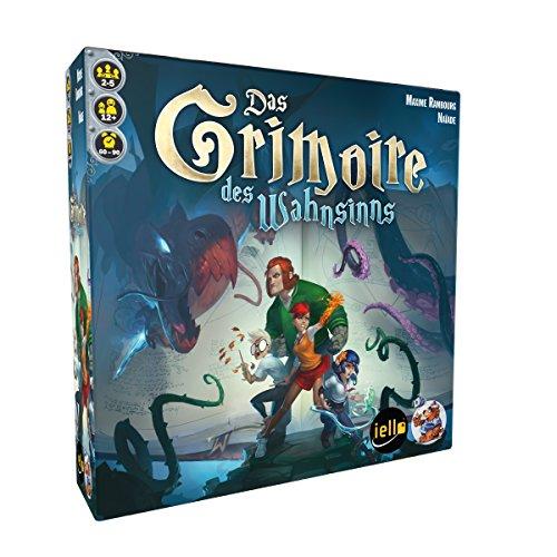 Asmodee HE880 Grimoire des Wahnsinns, Spiel