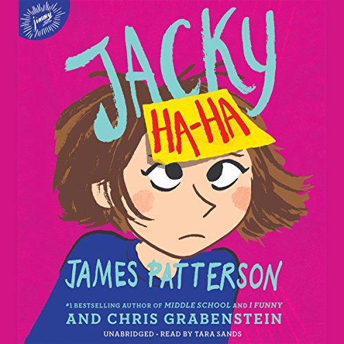 Jacky Ha-Ha audiobook cover art