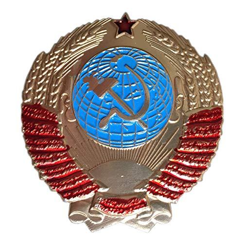 Ganwear® Sowjetisch-Russisches Mini-Orden-Wappen der UDSSR Kommunistischer Arbeiterpreis-Abzeichen