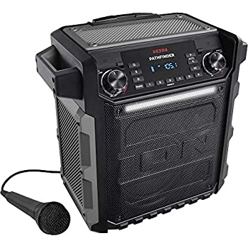 ION Audio Pathfinder | High Power All-Weather Rechargeable Speaker  Renewed