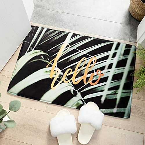 Lowest Price! Bath Rugs Water Absorption Bathroom Shower Rug Area Rugs (Color : A-4060CM)