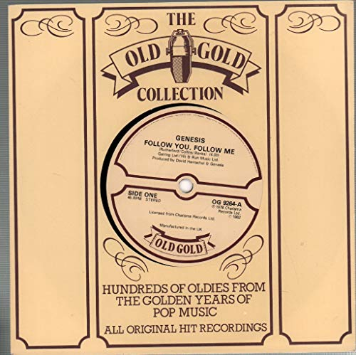 Follow You Follow Me / Trick Of The Tail (Old Gold RI,FLC) [Vinyl Single]