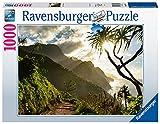 Ravensburger Puzzle 1000 Piezas, Kalalau Trail en Hawaii, Colección Fotos y Paisajes, Puzzle para Adultos, Rompecabezas Ravensburger [Exclusivo en Amazon]