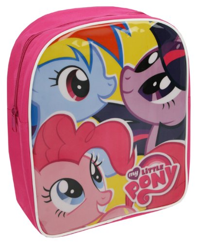 Trade Mark Collections MLP001009, Sac à Dos Rose 3 Ans