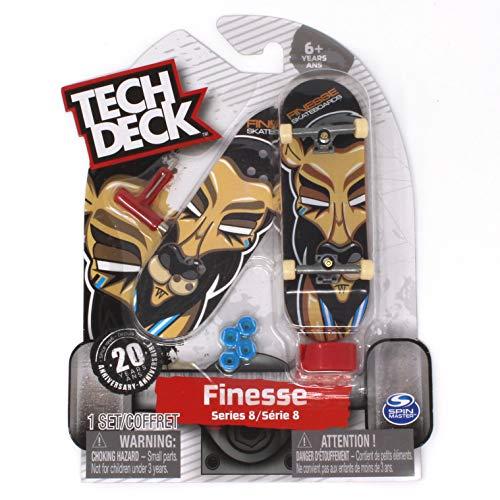 Tech Deck Finesse Skateboards Ultra Rare Series 8 Lion Fingerboard - 20094601