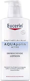 EUCERIN AQUAporin Active Erfrisch.Lot.reichhal. 400ml (1 x 400ml)
