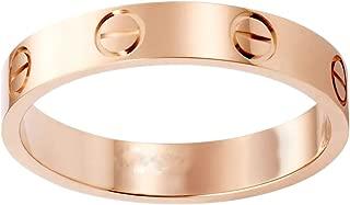 Best cartier rose gold ring Reviews