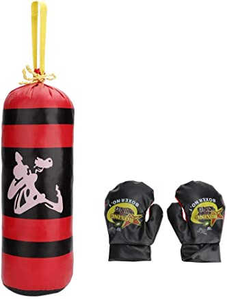 Speed Punching Ball Stress Reliever Freistehende Spannung Spielzeug Boxtraining Tasche mit Pumpe VGEBY1 Desktop Boxsack