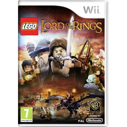 Lego Lord of the Rings [Edizione: Regno Unito]