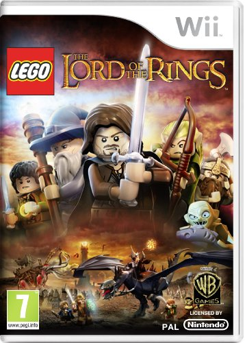 Lego Lord of the Rings (Wii) [Importación inglesa]