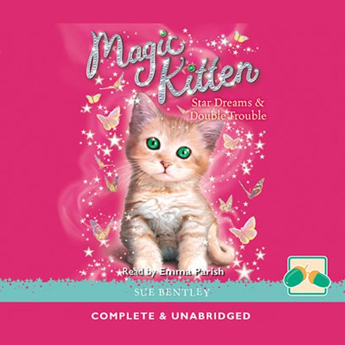 Magic Kitten audiobook cover art