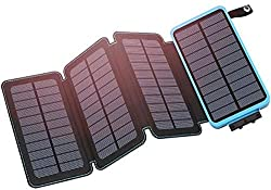 Sustainable Travel Essentials Solar Charger