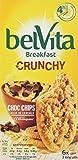 Belvita Crunchy Chocolate Chip Breakfast Biscuits 150 g (Pack of 10)