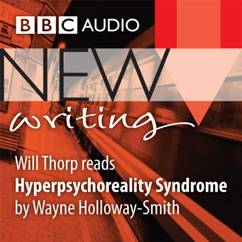 BBC Audio New Writing audiobook cover art