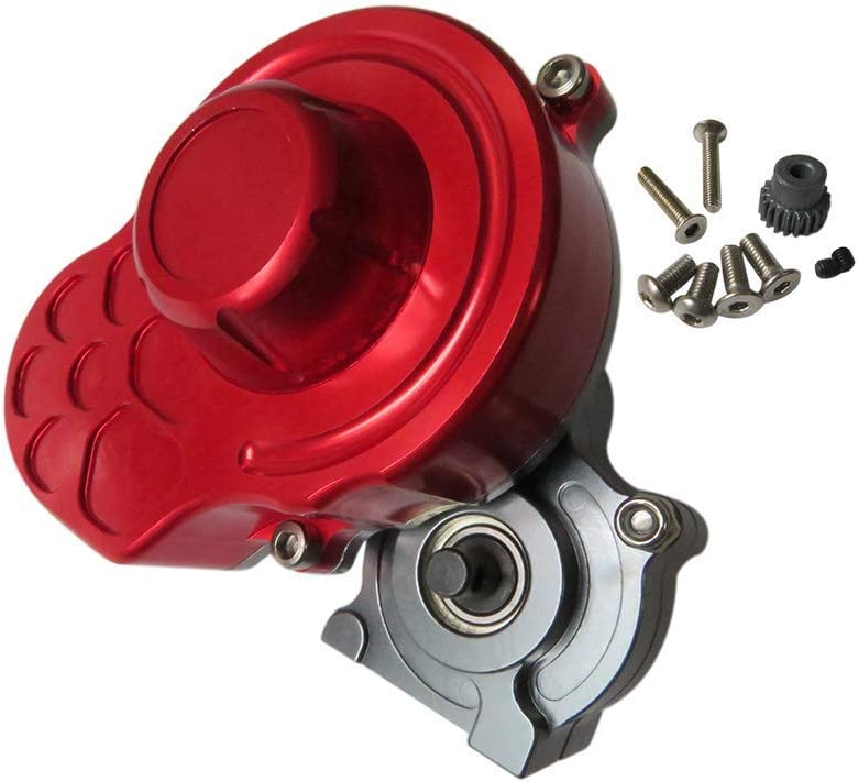 WGL Transmission Gearbox Replacement Fits for SCX10 Axial WRAITH Special price for a limited time Super popular specialty store